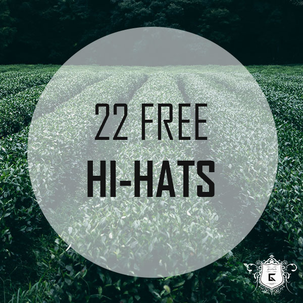 22 Royalty Free Hihat Sounds