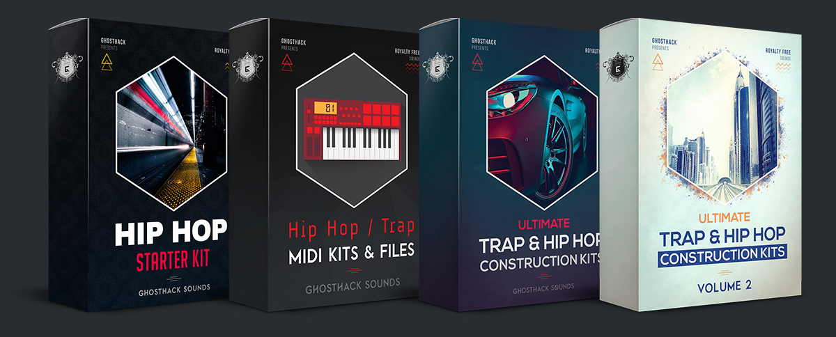 Ultimate Trap and Hip Hop Bundle