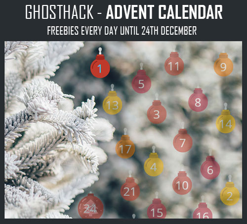 Ghosthack Advent Calendar