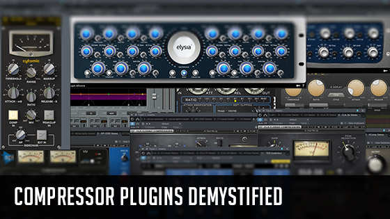 Compressor plugins demystified