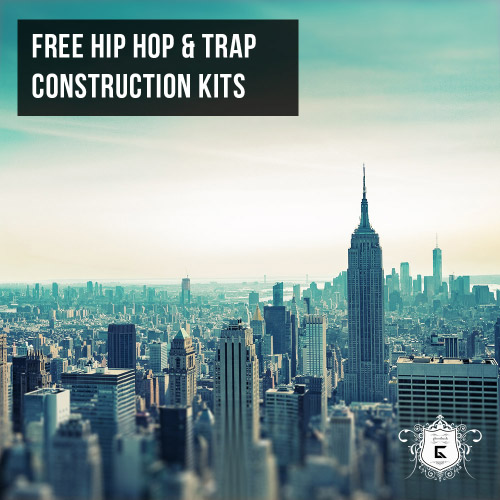 Free Hip Hop and Trap Construction Kits - Download