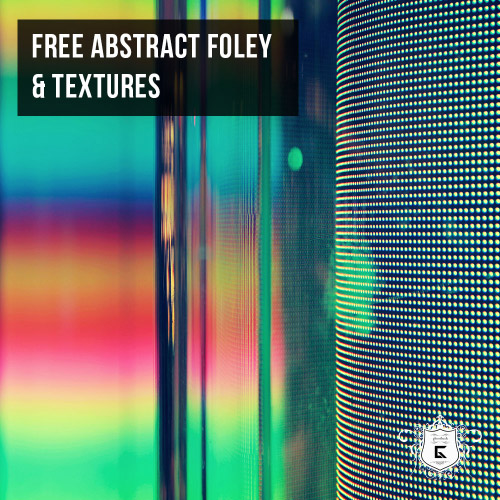 Free Abstract Foley and Textures