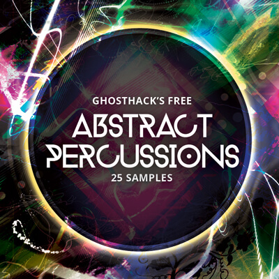 Free Abstract Percussions