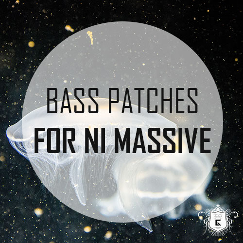 Bass Presets for NI Massive