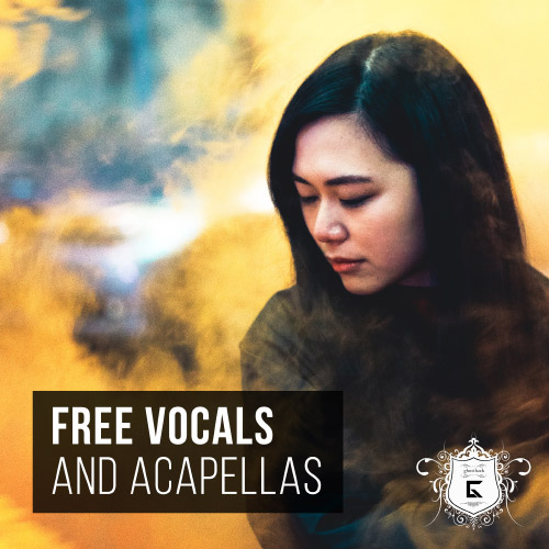 Free Vocals and Acapellas