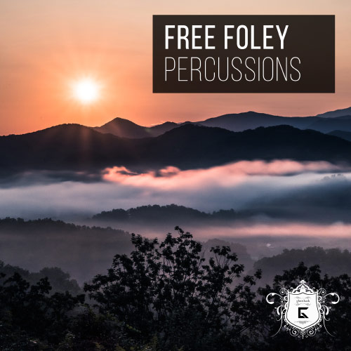 Free Foley Percussions