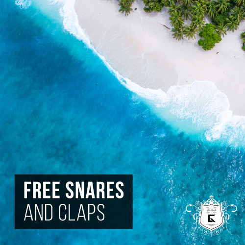 Free Snares and Claps