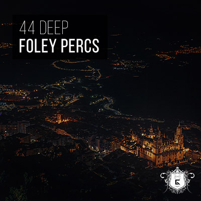 Download Deep Foley Percussions