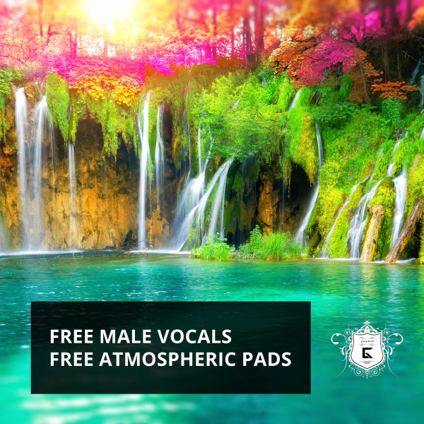 Free Male Vocals and Pads