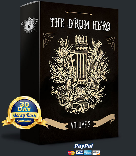 The Drum Hero Volume 2