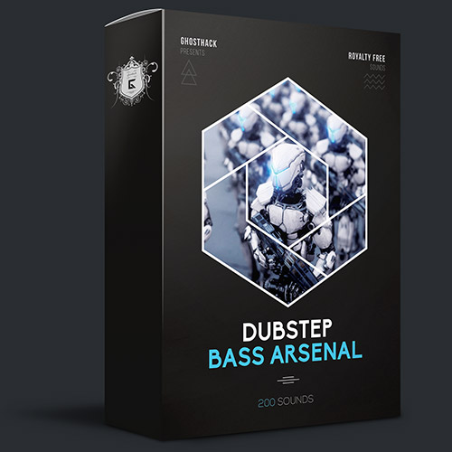 Dubstep Bass Arsenal