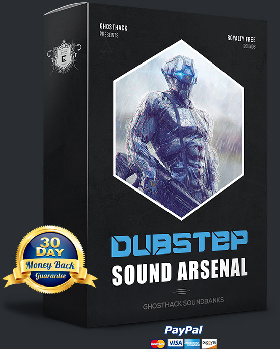 Dubstep Sound Arsenal