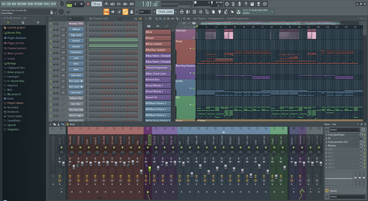 FL Studio Project