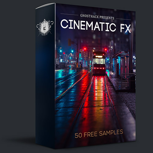 Free Cinematic Sound FX Samples
