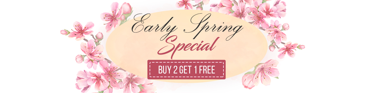 Early Spring Sale