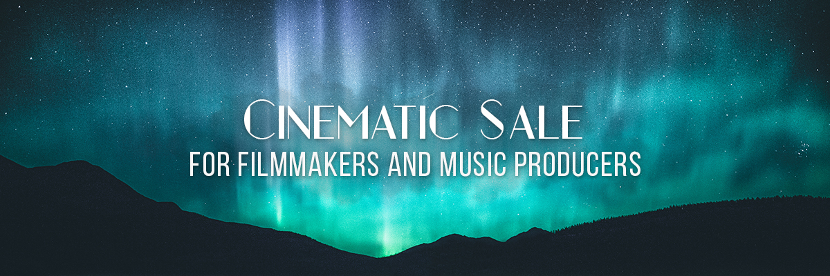 Cinematic Sale