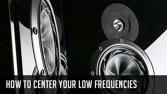 How to center your low frequencies