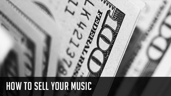 How to sell your Music