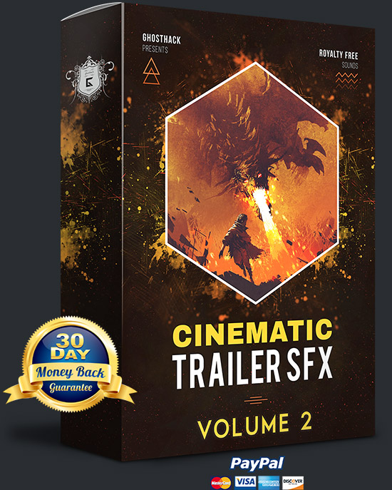 Cinematic Trailer SFX - Volume 2
