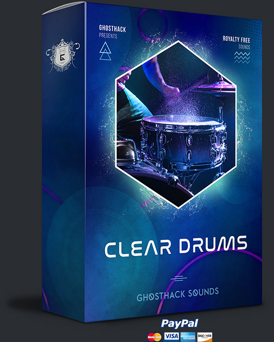 Clear Drums