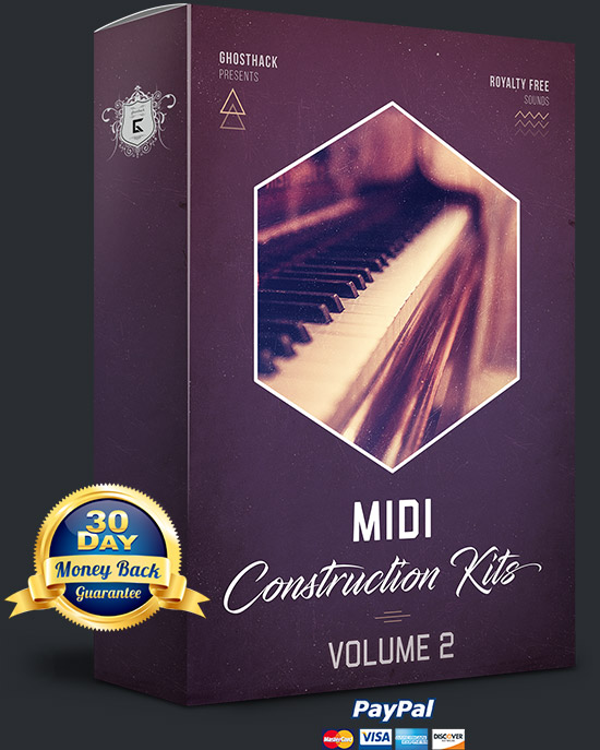 MIDI Construction Kits Volume 2