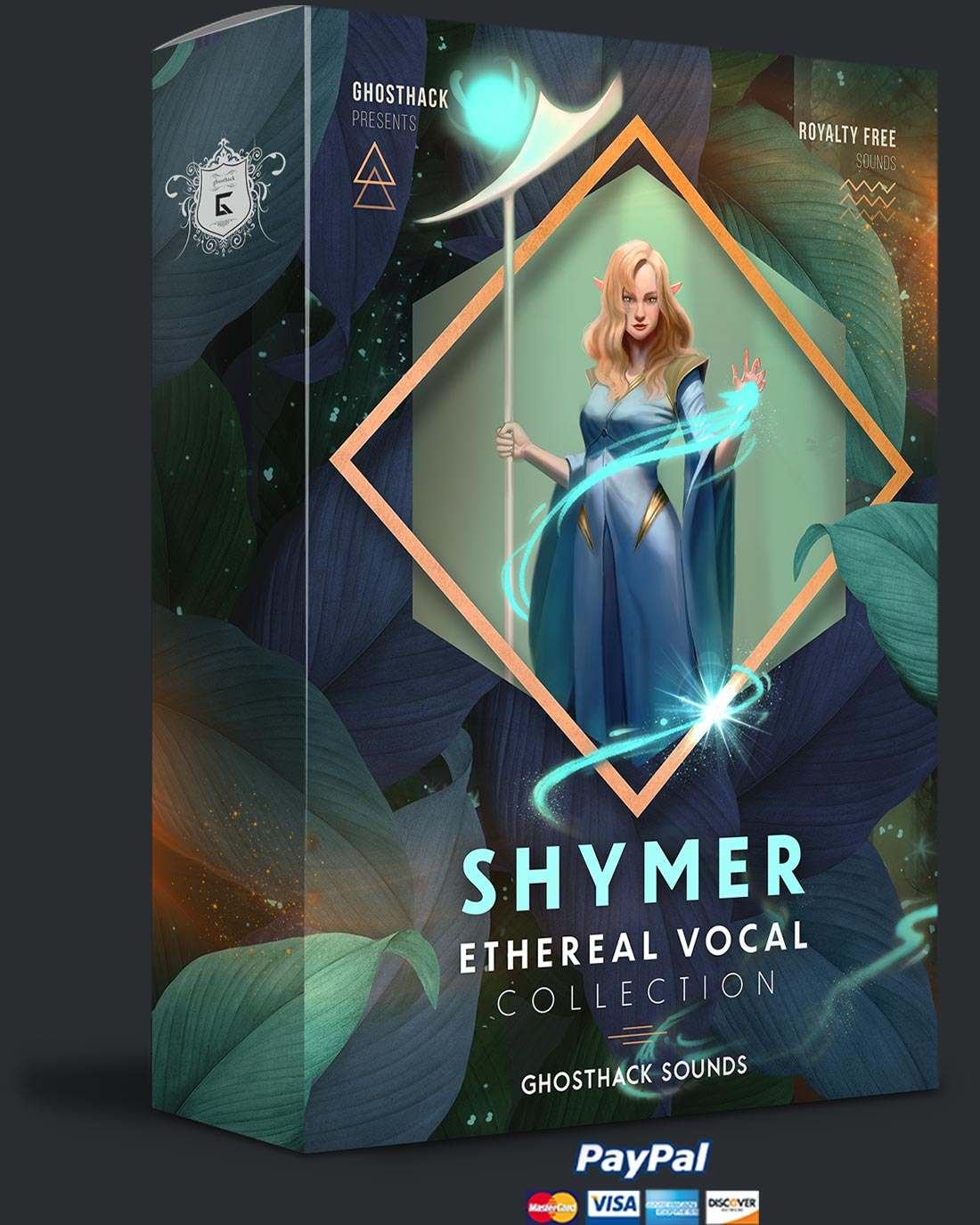 Shymer - Ethereal Vocal Collection