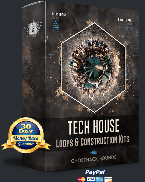 Tech House - Loops & Construction Kits