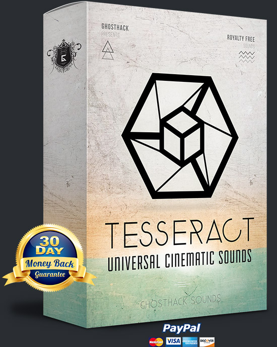 Tesseract: Get Royalty Free Universal Cinematic Sounds