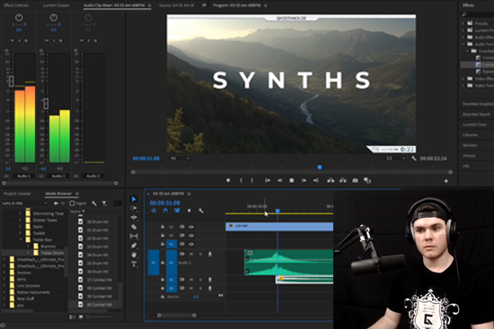 Video Tutorials for Filmmakers and Music Producers