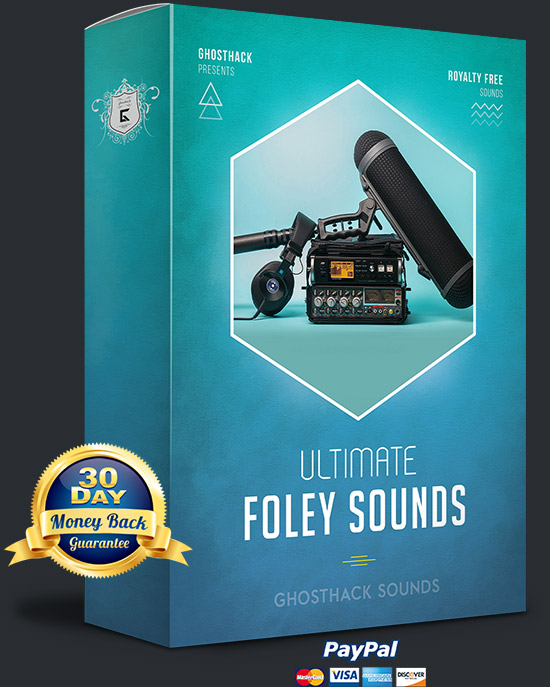 Ultimate Foley Sounds