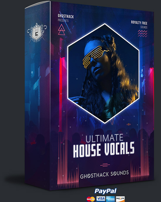 Ultimate House Vocals