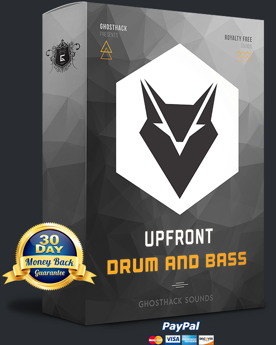 Upfront Drum and Bass