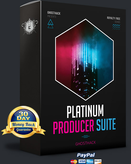 Platinum Producer Bundle 2019 - Royalty Free Sound Bundle