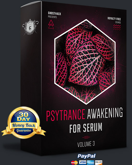 Psytrance Awakening for Serum Volume 3