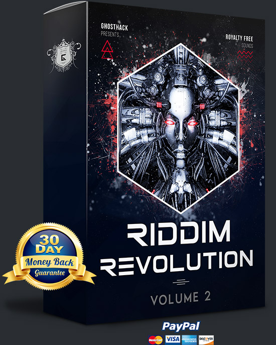 Riddim Revolution for Serum Volume 2