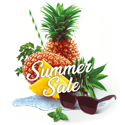 Summer Sale: Add 3 products to cart and get the lowest price one for free