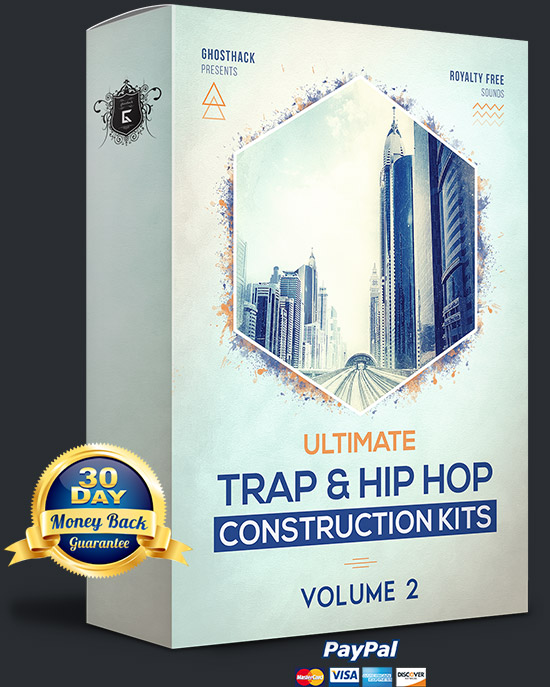 Ultimate Trap and Hip Hop Construction Kits Volume 2