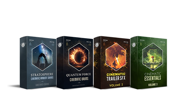 The Ultimate Cinematic Bundle 2 is OUT NOW!