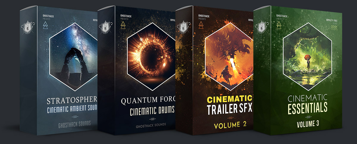 Ultimate Cinematic Bundle Volume 2
