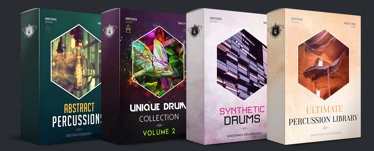Ultimate Drums and Percussions 2020