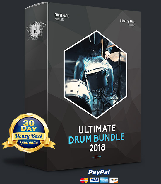 Ultimate Drum Bundle 2018