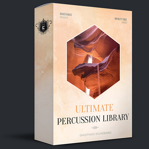 Ultimate Percussion Library