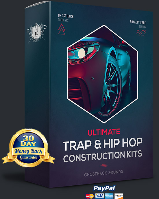 Ultimate Trap and Hip Hop Construction Kits
