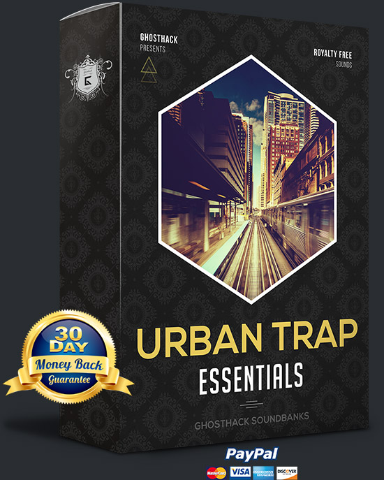 Urban Trap Essentials - Royalty Free Sample Pack