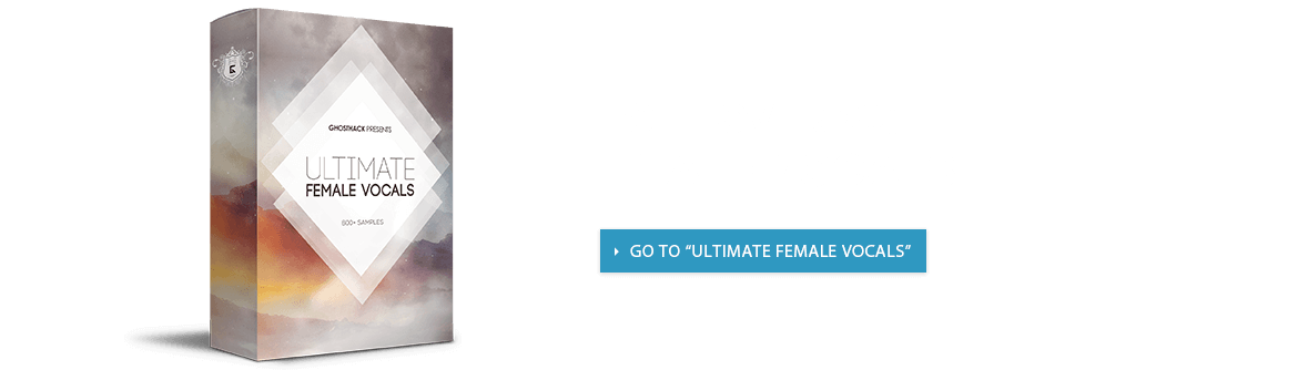 Ultimate Female Vocals - Get over 600 Vocal Sounds